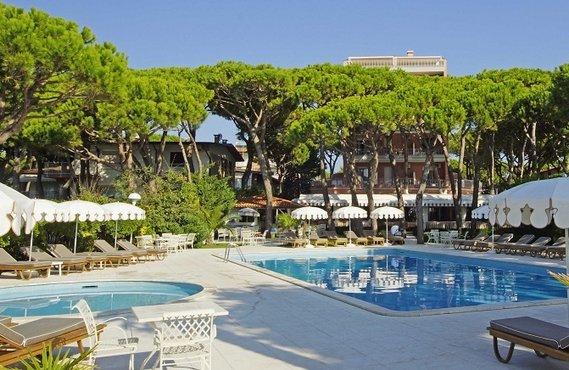 4 Sterne Hotel In Jesolo Pineta Mit Pool Hotel Maracaibo